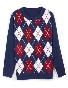 /golf-women-argyle-crew-neck-sweater-p-4984.html
