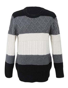/cable-knit-color-contrast-pullover-sweater-p-4970.html