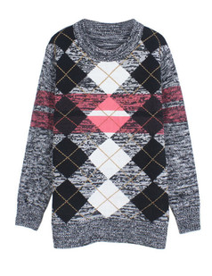 /crew-neck-red-stripes-agyle-grey-sweater-p-5668.html