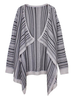 /irregular-pop-striped-knitted-sweater-wrap-cardigan-white-p-4846.html