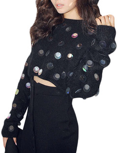 /sequin-embellished-trim-slouchy-crop-sweater-p-4788.html