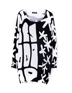 /ru/women-snowflake-print-long-loose-cotton-sweater-p-714.html