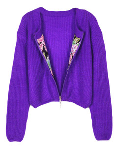 /zipper-up-knitwear-cropped-sweater-coat-purple-p-5786.html
