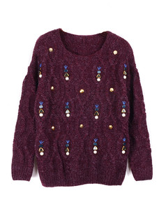 /prettyguide-women-beaded-pearls-wool-sweater-burgundy-p-1343.html