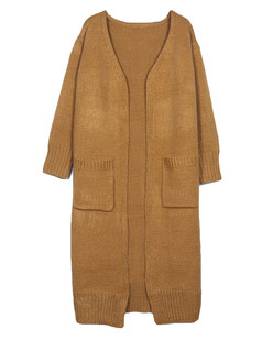 /oversize-pocket-open-front-long-knitted-cardigan-p-5344.html