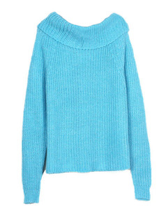 /drape-cowl-neck-chunky-knit-fuzzy-sweater-blue-p-5662.html