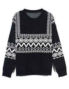 /ethnic-wheat-knitted-geometry-black-sweater-p-6120.html