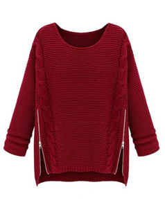 /long-sleeve-side-zipper-cable-knit-pullovers-sweater-p-4878.html
