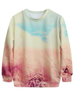 /gray-red-hue-prairie-sky-print-jumper-sweatshirt-p-5144.html