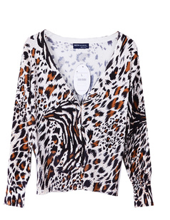 /ja/women-v-neck-leopard-animal-print-cardigan-sweater-knitwear-p-771.html