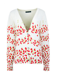 /women-v-neck-cherry-print-cardigan-sweater-knitwear-p-1474.html