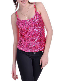 /pink-flashy-sequins-front-spaghetti-strap-tank-top-p-1834.html