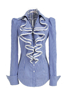 /vertical-stripes-layers-ruffle-layers-career-tops-blouse-p-932.html