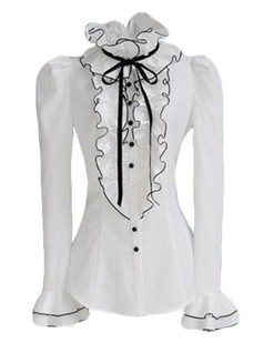/white-ruffle-ribbon-bow-shirts-tops-blouse-p-3800.html