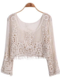 /apricot-embroidery-floral-lace-crochet-cropped-blouse-p-6250.html