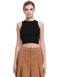 /mock-neck-cable-rib-knit-racerback-crop-tank-tops-black-p-7690.html