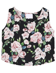 /inspired-floral-print-round-neck-crop-vest-cami-top-black-p-3288.html