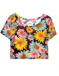 /sunflower-letter-print-crop-top-white-p-2954.html