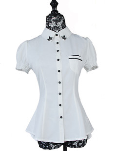 /swallow-tail-gem-embellished-collar-butterfly-tie-back-blouse-p-1970.html