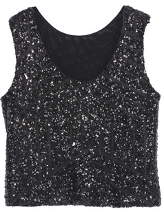 /black-geometric-sequins-front-vest-crop-tank-top-p-6478.html