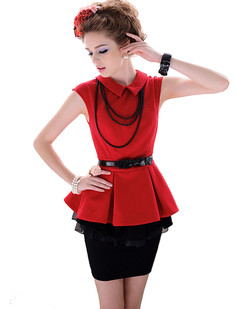 /back-zip-cap-sleeve-peter-pan-collar-peplum-blouse-tops-p-1954.html