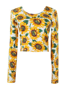 /sexy-belly-sunflower-print-baremidriff-crop-top-p-1910.html