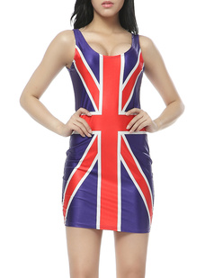 /british-flag-print-sleeveless-dress-p-358.html