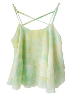 /rainbow-tie-dye-tiered-chffion-crop-top-tank-cami-green-p-3466.html