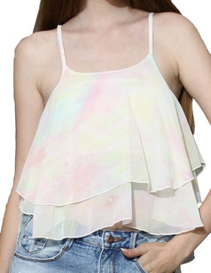 /rainbow-tie-dye-tiered-chffion-crop-top-tank-cami-pink-p-3464.html