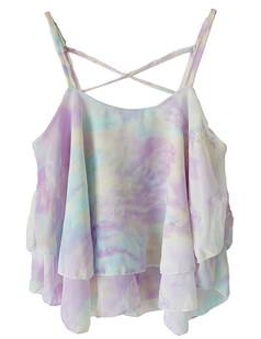 /rainbow-tie-dye-tiered-chffion-crop-top-tank-cami-purple-p-3462.html