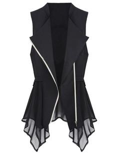 /waistcoat-sleeveless-irregular-hem-chiffon-zipper-vest-p-2066.html