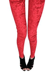 /elastic-waist-bodycon-velvet-leggings-legwear-tights-red-p-4534.html