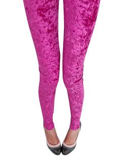 /elastic-waist-bodycon-velvet-leggings-legwear-tights-pink-p-4574.html