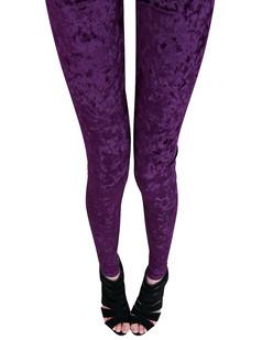 /elastic-waist-bodycon-velvet-leggings-legwear-tights-purple-p-4582.html