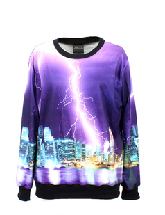 /women-city-lightning-galaxy-space-print-long-sleeve-loose-lycra-cotton-blouse-jumper-pullover-tops-p-337.html