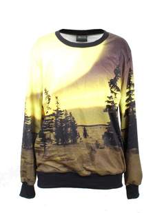 /women-desert-oasis-in-sunset-print-long-sleeve-loose-lycra-cotton-blouse-jumper-pullover-tops-p-347.html