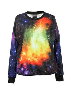 /women-fire-burning-starry-galaxy-print-long-sleeve-loose-lycra-cotton-blouse-jumper-pullover-tops-p-350.html