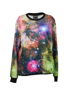 /women-colorful-starry-galaxy-space-print-long-sleeve-loose-lycra-cotton-blouse-jumper-pullover-tops-p-351.html