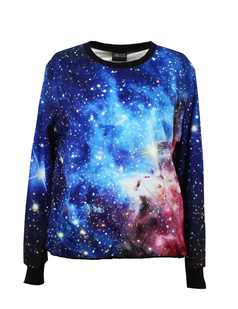 /women-galaxy-space-print-long-sleeve-loose-lycra-cotton-blouse-jumper-pullover-tops-p-354.html