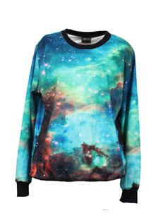 /women-galaxy-space-print-long-sleeve-loose-lycra-cotton-blouse-jumper-pullover-tops-p-355.html