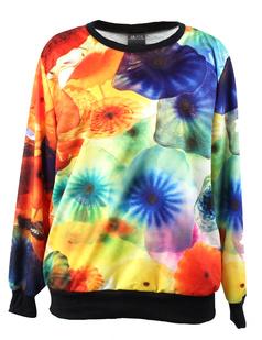 /oversized-jellyfish-print-sweatshirt-pullover-jumper-p-802.html