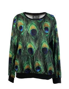 /boyfriend-style-peacock-feather-print-jumper-sweatshirt-p-898.html