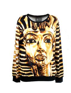 /pharaoh-egyptian-king-tribal-tutankhamun-face-print-jumper-p-926.html