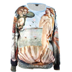 /painting-the-birth-of-venus-print-polyester-sweatshirt-p-4770.html