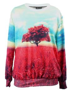 /dualtone-the-tree-of-life-print-polyester-sweatshirt-p-4718.html