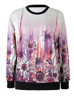 /sunflower-printing-sweatshirt-jumper-p-4612.html