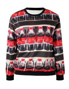 /es/coke-print-sweatshirt-jumper-p-5816.html