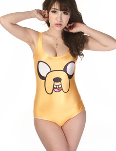 /cartoon-dog-pattern-onepiece-swimsuit-p-2740.html