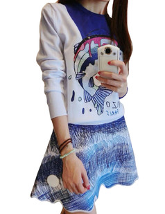 /jumpping-dolphin-in-blue-sea-embroidery-sweater-p-5834.html