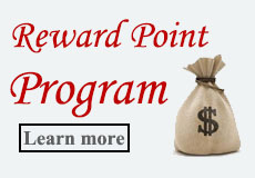 Join PrettyGuide Reward Point Program , earn money!